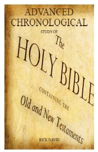 Advanced Chronological Study of the Holy Bible - Level 1 of Free Bible Study